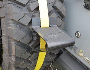Rear wheel step Image